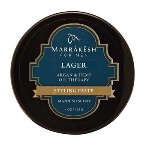 Купить Marrakesh Паста for Men Lager Styling Paste, средняя фиксация, 113 г