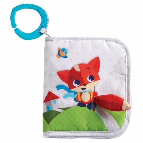Развивающая игрушка Tiny Love Книжка-игрушка Солнечная полянка tiny love солнечная полянка