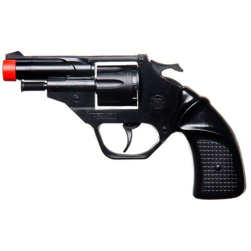 Пистолет Edison Colibri Polizei 12,8 см (8-зарядные пистоны), в коробке (0143/26)