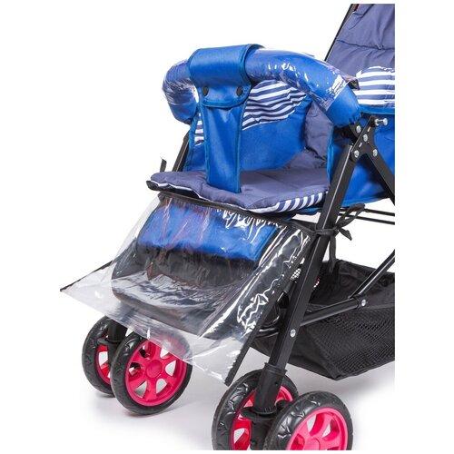 Чехлы для защиты бампера и подножки коляски Teggy
