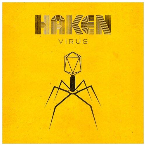 Sony Music Haken. Virus (2 LP+CD) (виниловая пластинка, CD)
