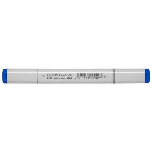COPIC маркер Sketch, H21075 FB2 флуоресцентный матовый синий