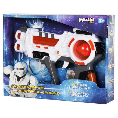 Бластер Mioshi Tech Секретное оружие (MAR1103-008) недорого