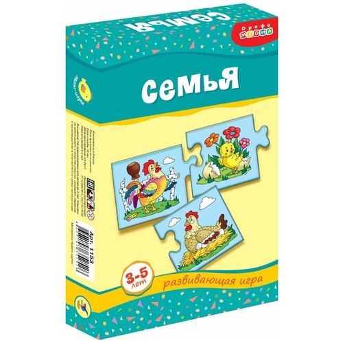 Купить Настольная игра Дрофа-Медиа МИ. Семья, Настольные игры