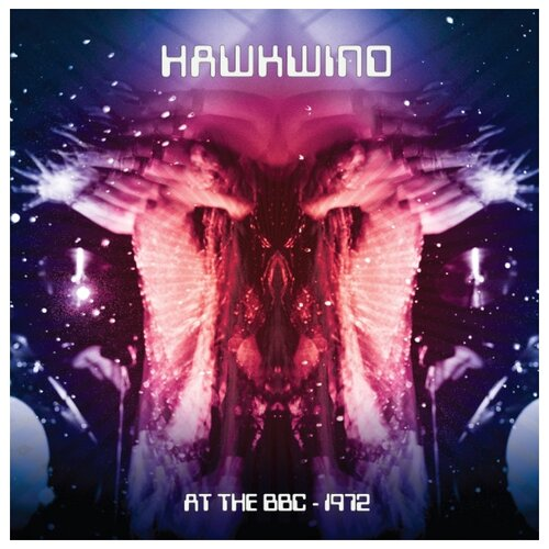 hawkwind hawkwind the business trip live Warner Bros. Hawkwind. At The BBC. 1972 (2 виниловые пластинки)