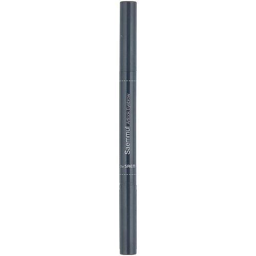 Купить The Saem карандаш Saemmul Artlook Eyebrow, оттенок 04 black gray