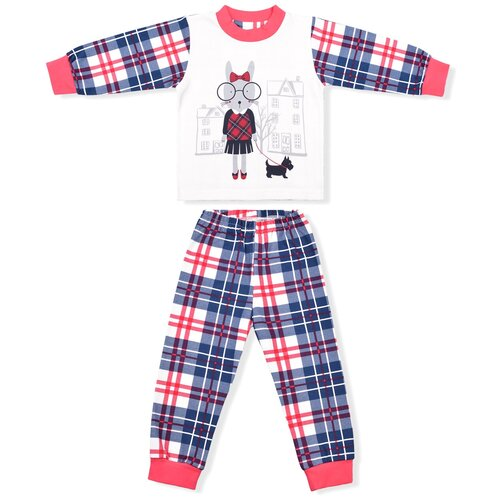Фото - Пижама LEO размер 116, красный пижама leo размер 98 красный