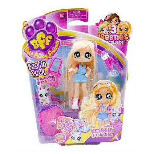 Кукла, Best Furry Friends Bestie с питомцем на блистере, 2 серия, Kristin