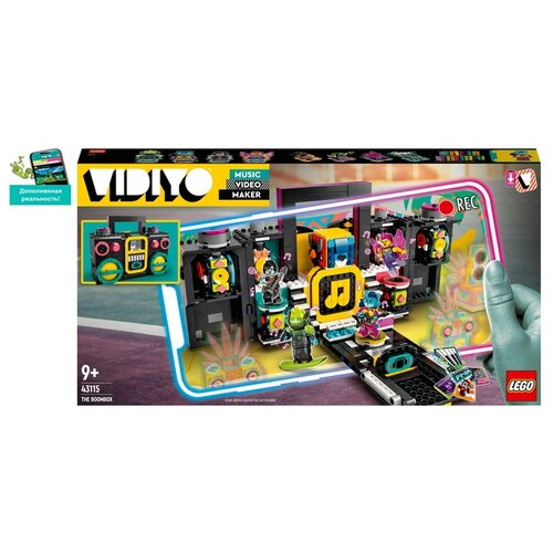 Конструктор LEGO Vidiyo 43115 Бумбокс