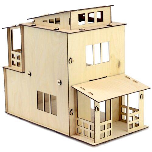 Купить Сборная модель PAREMO Я Дизайнер. Загородная Вилла PD318-26, Сборные модели