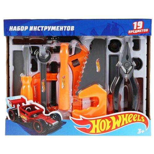 Играем вместе Набор инструментов Hot Wheels (B1625561-R)