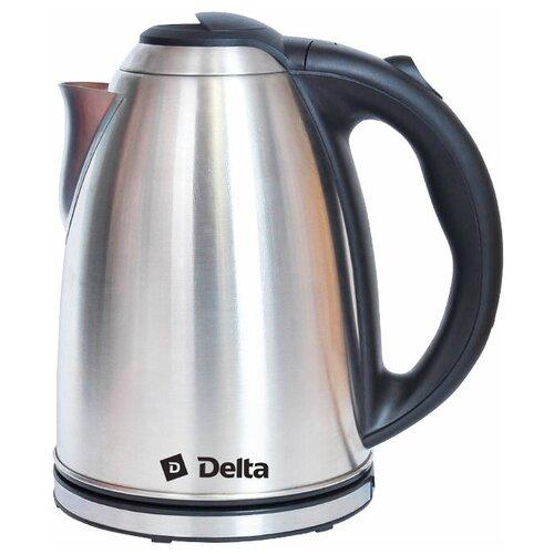 Фото - Чайник DELTA DL-1032, сталь чайник delta dl 1032