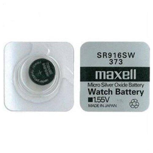 Фото - Батарейка Maxell SR916SW, 1 шт. батарейка maxell sr 621sw 1 шт
