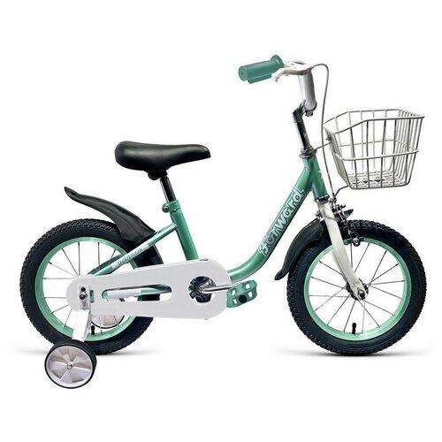Фото - Детский велосипед FORWARD Barrio 16 (2021) бирюзовый (требует финальной сборки) детский велосипед forward barrio 18 2020 красный требует финальной сборки