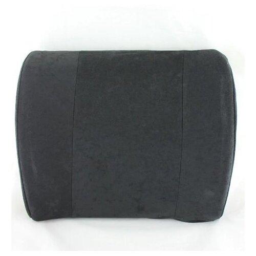 Подушка ортопедическая под спину Орто комфорт с эффектом запоминания формы без ребер 37х33