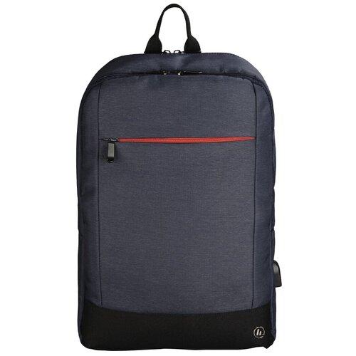 Рюкзак HAMA Manchester Notebook Backpack 15.6 blue