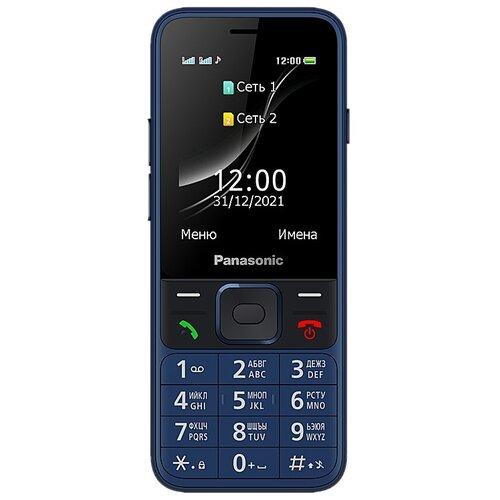 Телефон Panasonic KX-TF200 синий