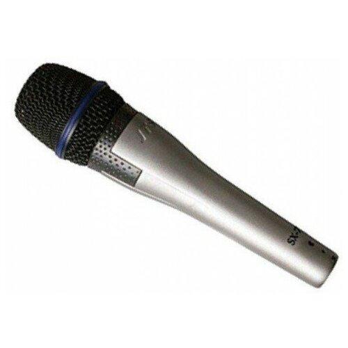 Микрофон JTS SX-7, серый/черный