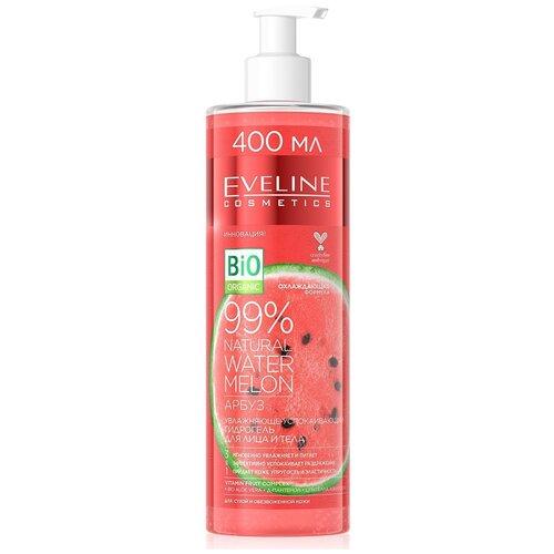 Гель для тела Eveline Cosmetics Увлажняюще-успокаивающий, 400 мл