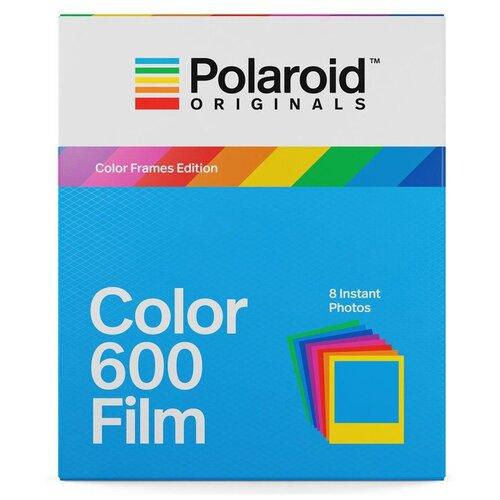 Фото - Картридж Polaroid Color Film, цветные рамки картридж polaroid duochrome film 600 black