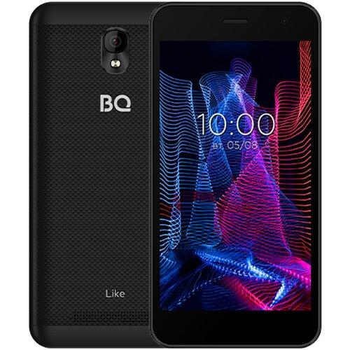 Смартфон BQ 5047L Like черный