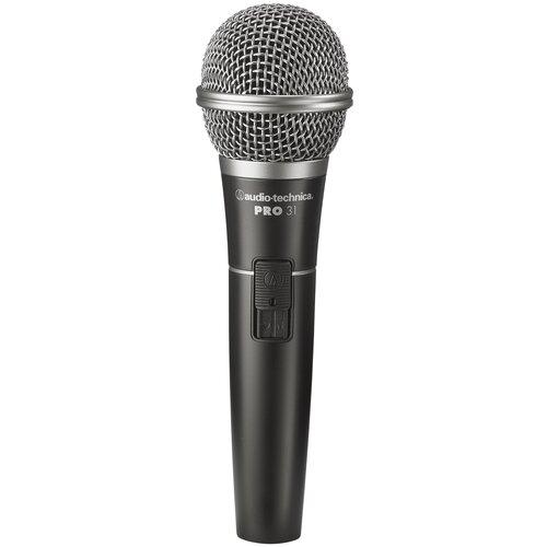 Микрофон Audio-Technica PRO31, черный