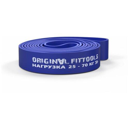 Original FitTools Эспандер ленточный (нагрузка 25 - 70 кг) Fit.Tools сэндбэг original fittools нагрузка до 40 кг черно серый