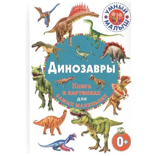 Феданова Ю., Скиба Т., Машир Т. Умный малыш. Динозавры. Книга в картинках для самых маленьких скиба т в удивительные насекомые