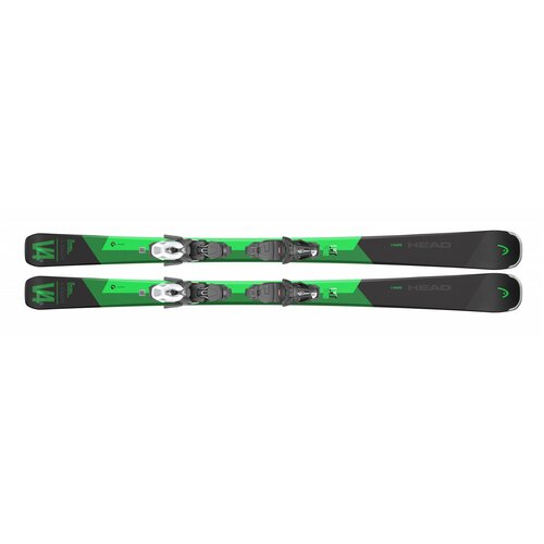 head v shape v4 sw lyt pr pr 11 gw brake 90 [g] 18 19 Горные лыжи с креплениями HEAD V-Shape V4 XL (20/21), 156 см