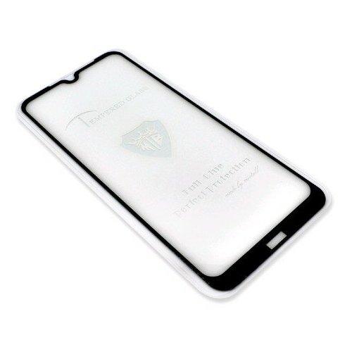 Защитное стекло Innovation 2D для Xiaomi Redmi Note 8T полный клей черная рамка 5046053