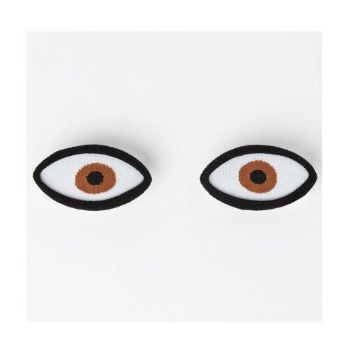 Носки Eye, коричневые