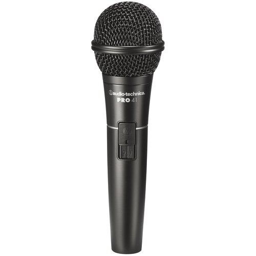 Микрофон Audio-Technica PRO 41, черный