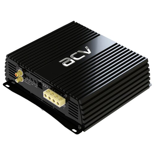 Фото - Усилитель ACV FX-3000.1D усилитель автомобильный acv zx 1 1800d черный [32070]