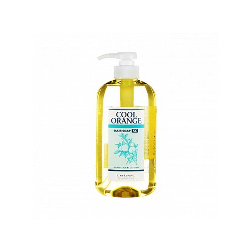 Купить LEBEL COSMETICS COOL ORANGE HAIR SOAP SUPER COOL Шампунь для волос 600 мл