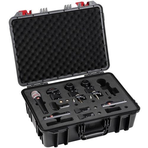 Комплект микрофонов sE Electronics V Pack Club, черный