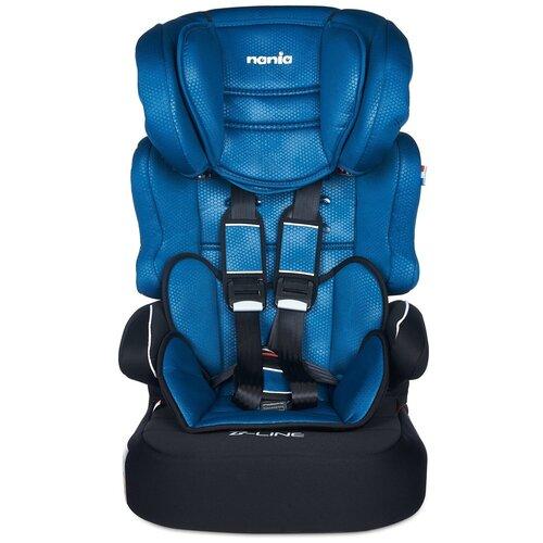 Автокресло группа 1/2/3 (9-36 кг) Nania Beline SP LX, blue автокресло группа 0 1 до 18 кг nania driver colors blue