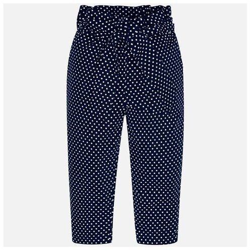 Брюки Mayoral 03540 размер 9(134), 023 синий брюки mayoral 04551 размер 9 134 015 темно синий