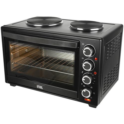 Мини-печь GFGRIL GFO-40 Hot Plates черный