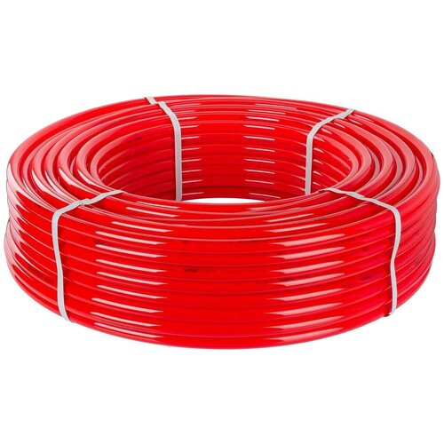 Фото - Труба из сшитого полиэтилена VALTEC PEX-EVOH VP2020.3, DN16 мм 200 м красный труба из сшитого полиэтилена tim pe xb evoh tpex2020 dn16 мм 200 м красный