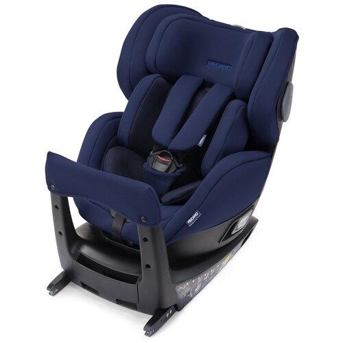 Автокресло группа 0/1 (до 18 кг) Recaro Salia, Select Pacific Blue автокресло детское recaro salia select night black 0 1 от 0 мес до 4 лет черный