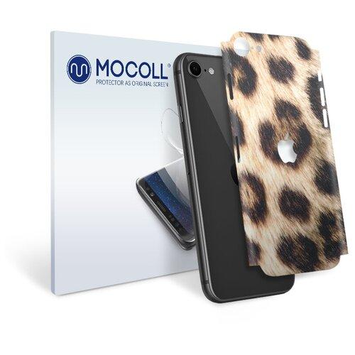 Пленка защитная MOCOLL для задней панели Apple iPhone 8 PLUS Ирбис