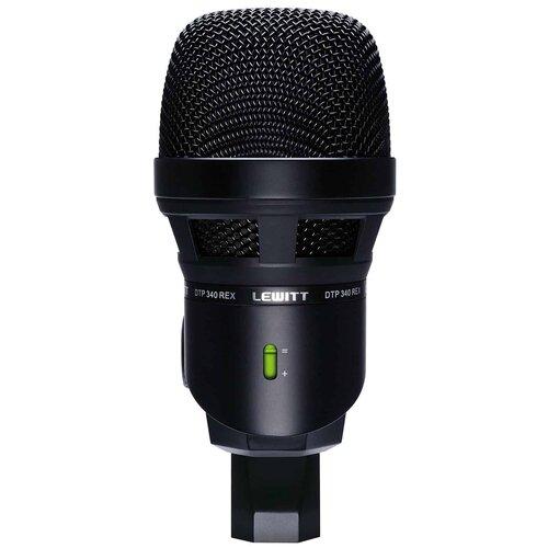 Микрофон LEWITT DTP340REX, черный