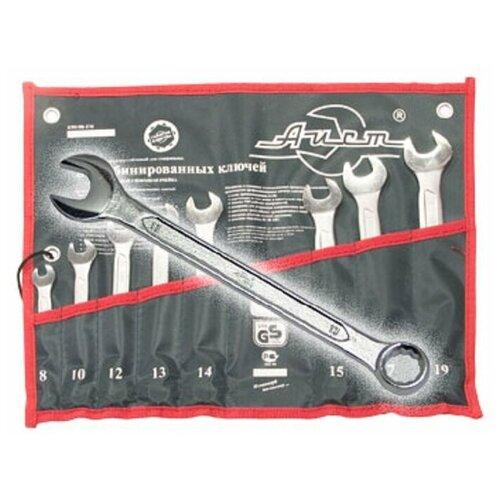 Фото - Набор ключей комбинированных 8 пр. набор aist 79100206