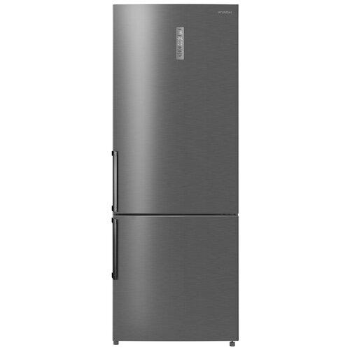 Холодильник Hyundai CC4553F нержавеющая сталь