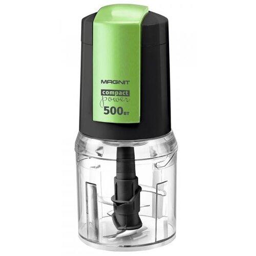 Измельчитель MAGNIT RMF-1820 черный/зеленый измельчитель magnit rmf 2820