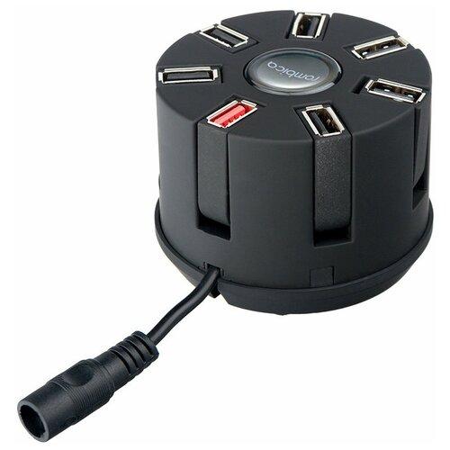 Автомобильная зарядка Rombica Auto MC17, черный