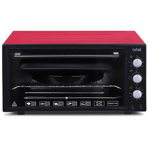 Мини-печь Artel MD 4816 черный/красный