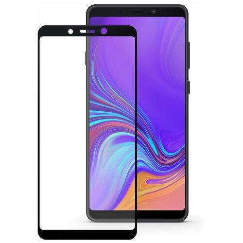 Защитное стекло Mobius 3D Full Cover Premium Tempered Glass для Samsung Galaxy A9 2018 черный защитное стекло mobius 3d full cover premium tempered glass для samsung galaxy a6 2018 черный