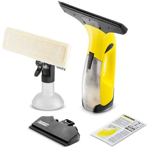 Ручной стеклоочиститель KARCHER WV 2 Premium желтый