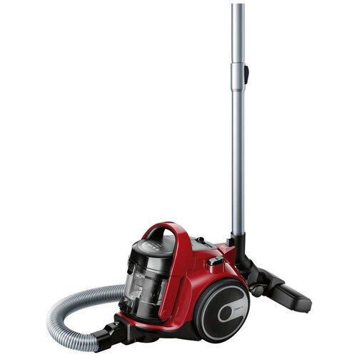 Пылесос Bosch BGC 05AAA2, красный/черный